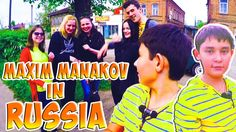 Maxim Manakov from Russia with love