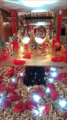 A Royal Shower fit for a Prince | CatchMyParty.com