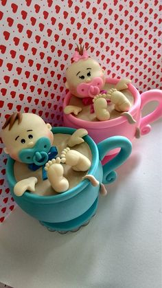Babies cake toppers