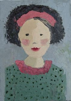 Gloria Clyde by catriona millar, via Flickr