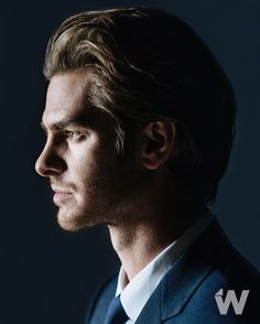 Andrew Garfield is nominated for Best Actor for his performance in Hacksaw Ridge. (Photographed by Jeff Vespa / Creative Director: @guerin_ad)