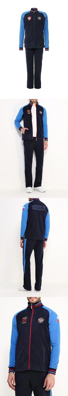 Track Suits 59339: Forward Sport Russian National Team Training Sport Suit BUY IT NOW ONLY: $145.0