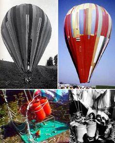 ¿Me podría fabricar un globo en mi casa con materiales reciclados?  http://www.facebook.com/siempreenlasnubes.volarenglobo  Información y reservas para volar, con globos certificados y con toda la documentación en regla, en: http://www.siempreenlasnubes.com/