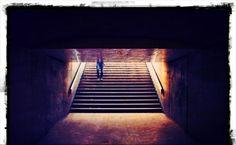 Metro Photo Challenge 2012, Daily Winner USA 2012-11-12 - The last walking of day.