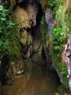 Romania Huda lui Papara cave Trascau Apuseni mountains Carpathians eastern europe caves bst natural scenery