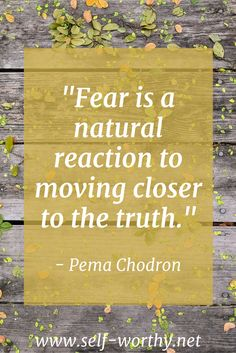 mindset | motivational quotes | fear | personal development | self discovery | inner truth