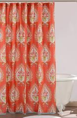 Dena Home_Shower Curtain_'Kalani' Shower Curtain | Kenshō Home