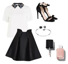 chic by emma-robion on Polyvore featuring polyvore fashion style Sportmax Paper London STELLA McCARTNEY Chanel clothing