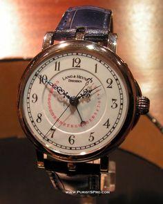Lang & Heyne Konrad der Grosse watch