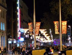Portal de l'Àngel en Barcelona, Cataluña #NadalBCN #Navidad #Christmas