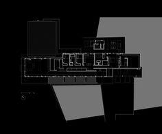 Meadow House, Plano de distribución superior