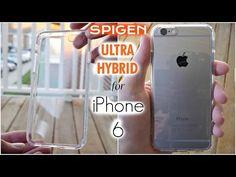 Top Review Spigen Ultra Hybrid Iphone 6 6s Case Review