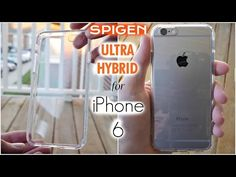 Top Review Spigen Ultra Hybrid Iphone 6 6s Case Review