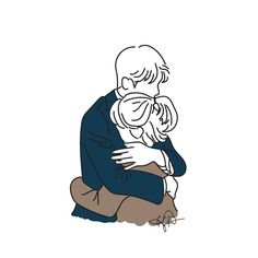 Cute Couple Drawings, Anime Couples Drawings, Cute Drawings, Love Cartoon Couple, Girl Cartoon, Korean Illustration, Illustration Art, Scarlet Heart Ryeo, Cartoon Art Styles