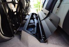Rifle Storage in 2016 Tacoma | Tacoma World