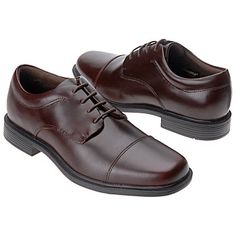 c06de7afe6290 Rockport Ellingwood Shoes (Oxbloood) - Men's Shoes - 11.5 2W Men's Shoes,  Dress