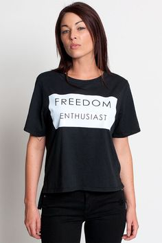 FREEDOM ENTHUSIAST - The Culver