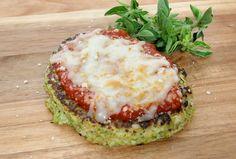 Broccoli Crust Piza   Recipe   Joy of Kosher with Jamie Geller