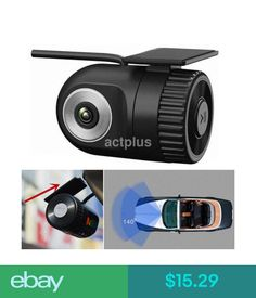 Digital Video Recorders, Cards Mini 720P Car Dvr Video Recorder Hidden Dash Cam Vehicle Camera Night Vision Us #ebay #Electronics