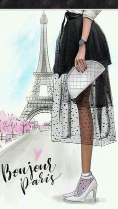 Paris ao seus pés