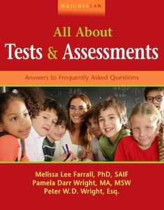 Wrightslaw: All About Tests and Assessments Why Foreign Language Study is a Great Idea For Students with Special Needs Pinned by SOS Inc. Resources http://pinterest.com/sostherapy.