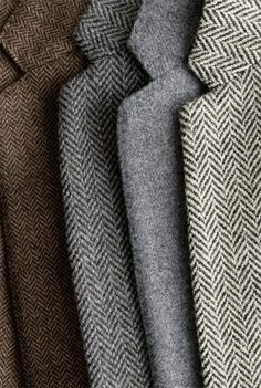 Tweed and Herringbone Blazers for Mens Fall/Winter Fashion. 4 Tweed and Herringbone Blazers for Mens Fall/Winter Fashion. Look Fashion, Mens Fashion, Fashion Check, Fashion Guide, Fashion 2016, Trendy Fashion, Fall Fashion, Latest Fashion, Fashion Online