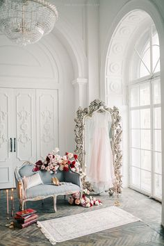 Photography Ideas Boudoir Beauty 46 Ideas There are different rumors about the history of the marriage dress; Boutique Interior, Bridal Boudoir, Bridal Photoshoot, Bridal Suite, Home Decor Accessories, Cheap Home Decor, My Room, Room Inspiration, Home Remodeling