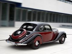 BMW 327 Coupe 1937-1941