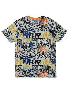 Still de camiseta estampada