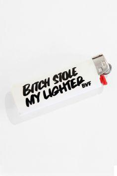 Baron Von Fancy Lighter