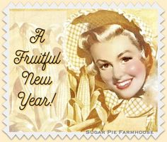 How to have a FRUITFUL NEW YEAR! CLICK HERE!