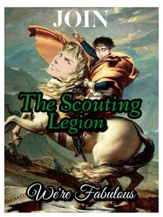 Attack On Crack - Attack on Crack Join The Scouting Legion