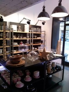 Shop Barcelona. Interior design Rosa Bramona