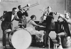 "...  called Edythe Turnham and her Knights of Syncopation, the Edythe Turnham Orchestra was a prominent fixture in the Seattle music scene during its ""Jazz Age"" (1920-1933). Description from pragmaticobotsunite.com. I searched for this on bing.com/images"
