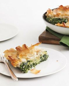 Meet Your New Favorite Pie (It's Packed with Spinach and Cheese!)   Shine Food - Yahoo Shine