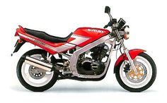 91 Suzuki GS 500E. Learned to ride on this hog.