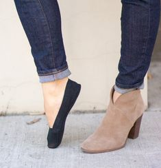 Best Socks for Ankle Booties, Ballet Flats and Tall Riding Boots | Sheec Socks Review | Solehugger Invisicool, Solehugger Invisiwarm, Sockshion, Vince Camuto Franell, Aquatalia & Tieks by Gavrieli