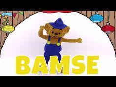 Dansa med Bamse - Världens starkaste björn ❤️ - YouTube