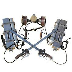 Mtxc Attack On Titan Cosplay Eren Yeager Three-Dimensional Maneuvering Gear Full Set Silver Mtxc http://www.amazon.com/dp/B00XCMS49W/ref=cm_sw_r_pi_dp_mAUVvb0PMDSAK