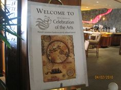 Celebration of the Arts. This year it will be on the weekend of April 6, 2012 http://www.celebrationofthearts.org/
