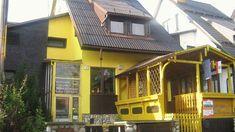 SKITOUR  - Stará Lesná Aqua, Cabin, House Styles, Home Decor, Water, Decoration Home, Room Decor, Cabins, Cottage