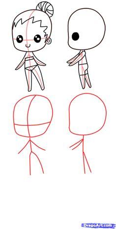 Anime Chibi Drawing - Buscar con Google