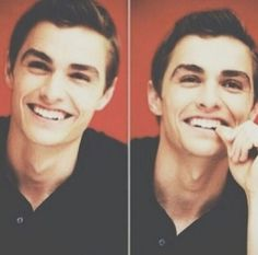 I was obsessed with James Franco but that was before I knew he had a brother, Dave Franco ;)