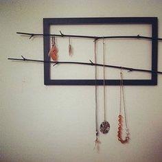 unique jewelry display