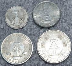 Coins of the DDR repinned by www.gorara.com