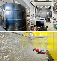 19 Crazy Offices That Think Outside The Cubicle | WebUrbanist