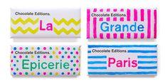 Chocolate editions.