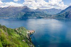 Le lac de Côme tourisme Bellagio Italie, Lombardie, près de Milan Bellagio Italie, Destinations, Milan, Italy Travel, Mountains, Nature, Traveling, Italia, Pretty
