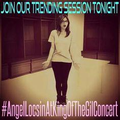 The Angel Locsin, Kathryn Bernardo