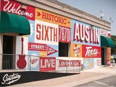 Sanctuary Print Shop Austin Texas